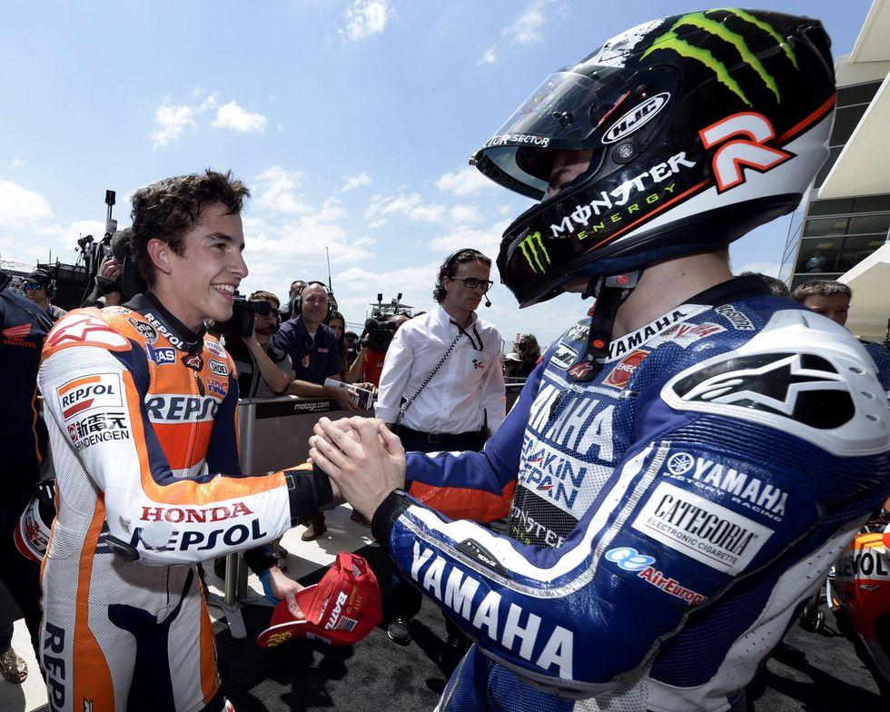 """Biaggi: """"Marquez? L'avevo detto, è un campione"""""""