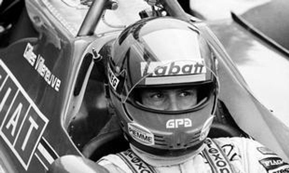 Gilles Villeneuve, 31 anni fa l'addio sul circuito di Zolder