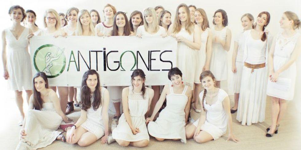 Antigoni, le femministe anti-Femen