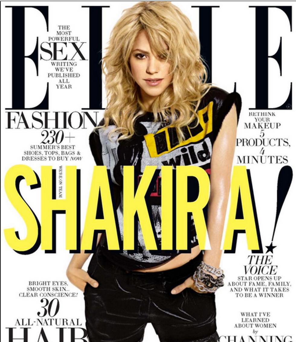 """Shakira: """"Io e Piquè non abbiamo nulla in comune e per questo ci amiamo"""""""