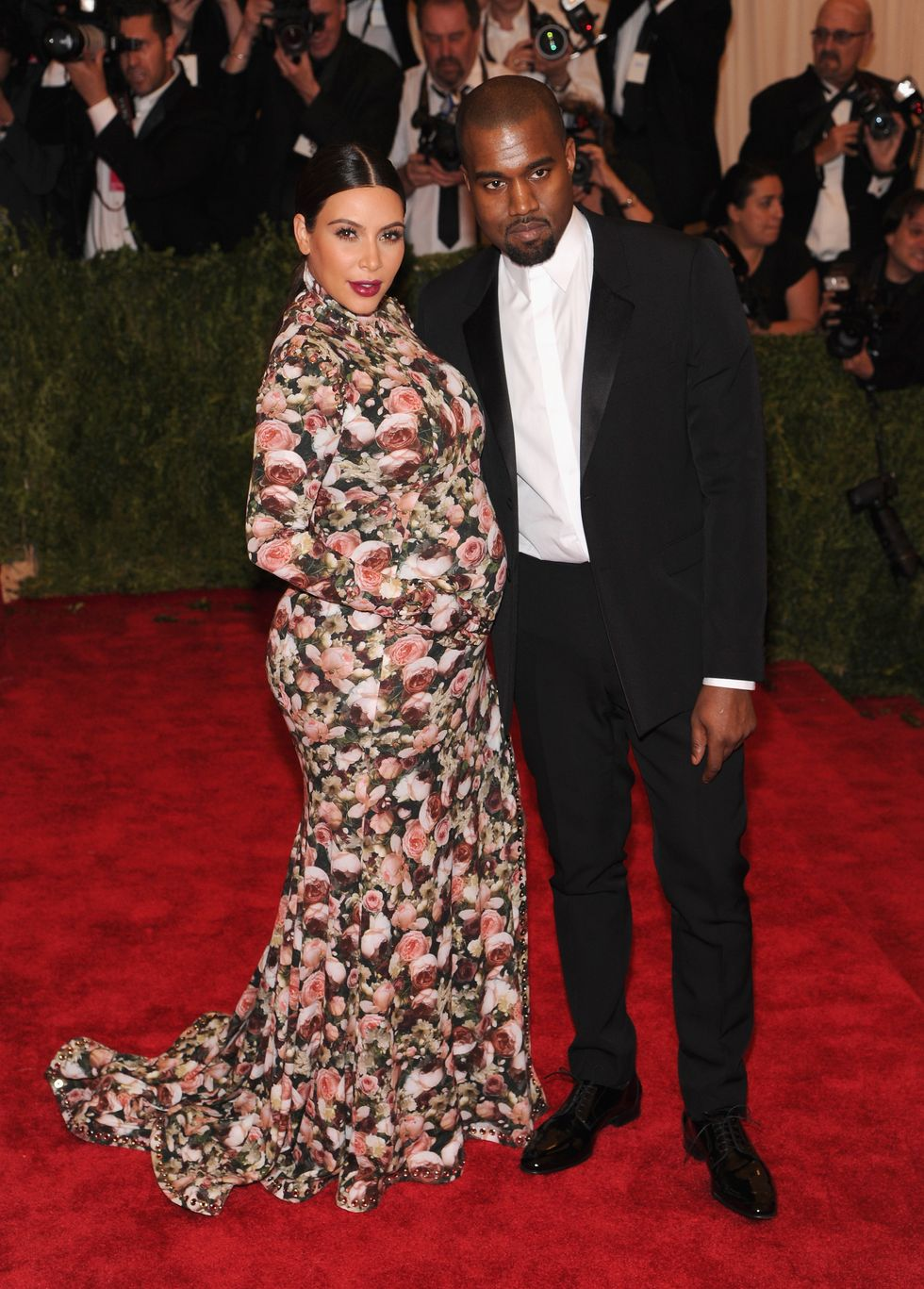 Kim Kardashian è diventata mamma