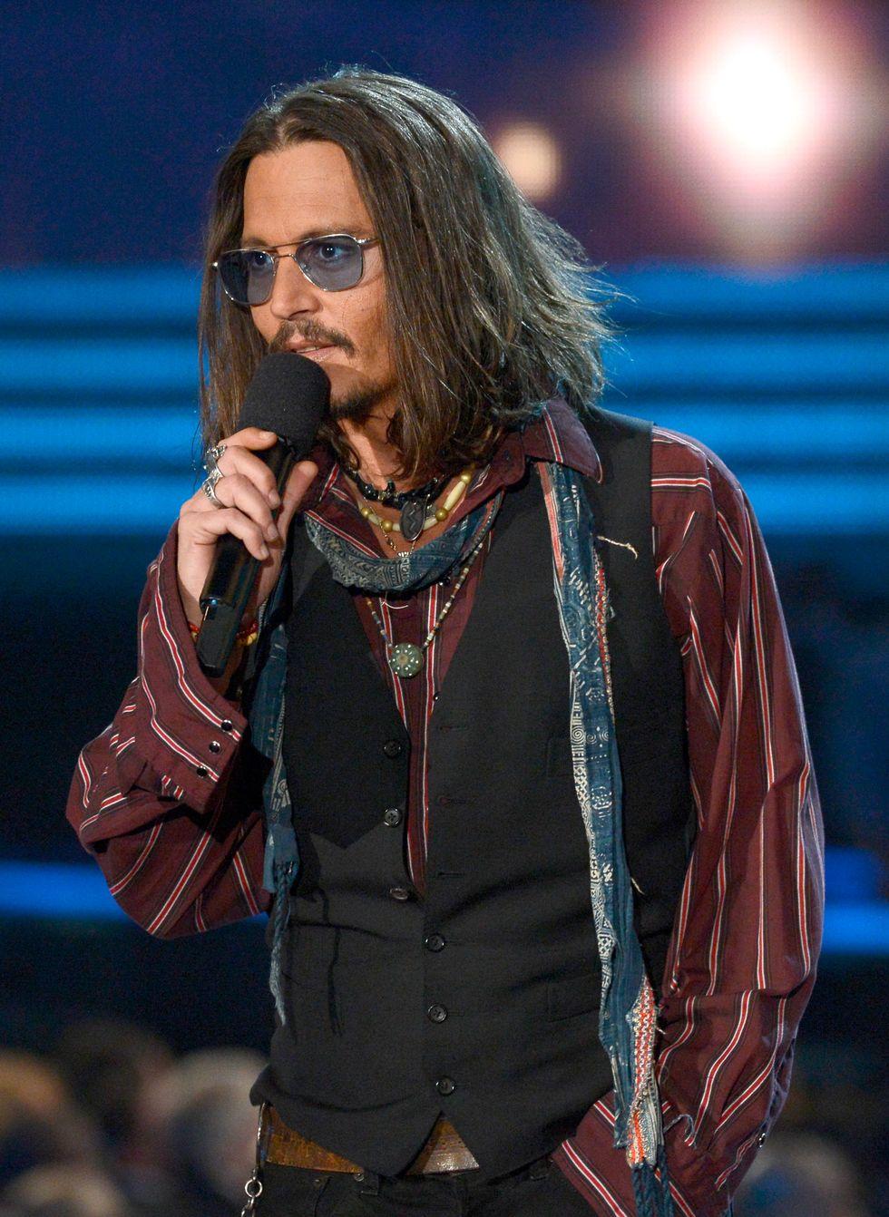 "Johnny Depp: ""Sono geloso di Robert Downey Jr."""