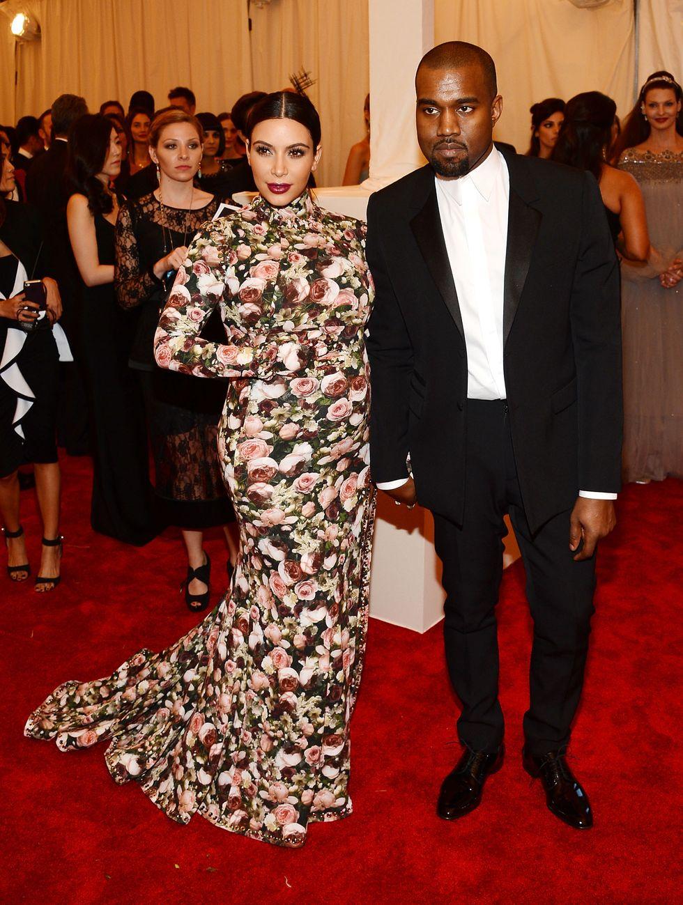 L'assurdo nome della figlia di Kim Kardashian