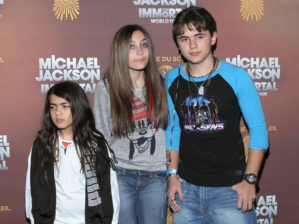 I figli di Michael Jackson restano in affidamento alla nonna