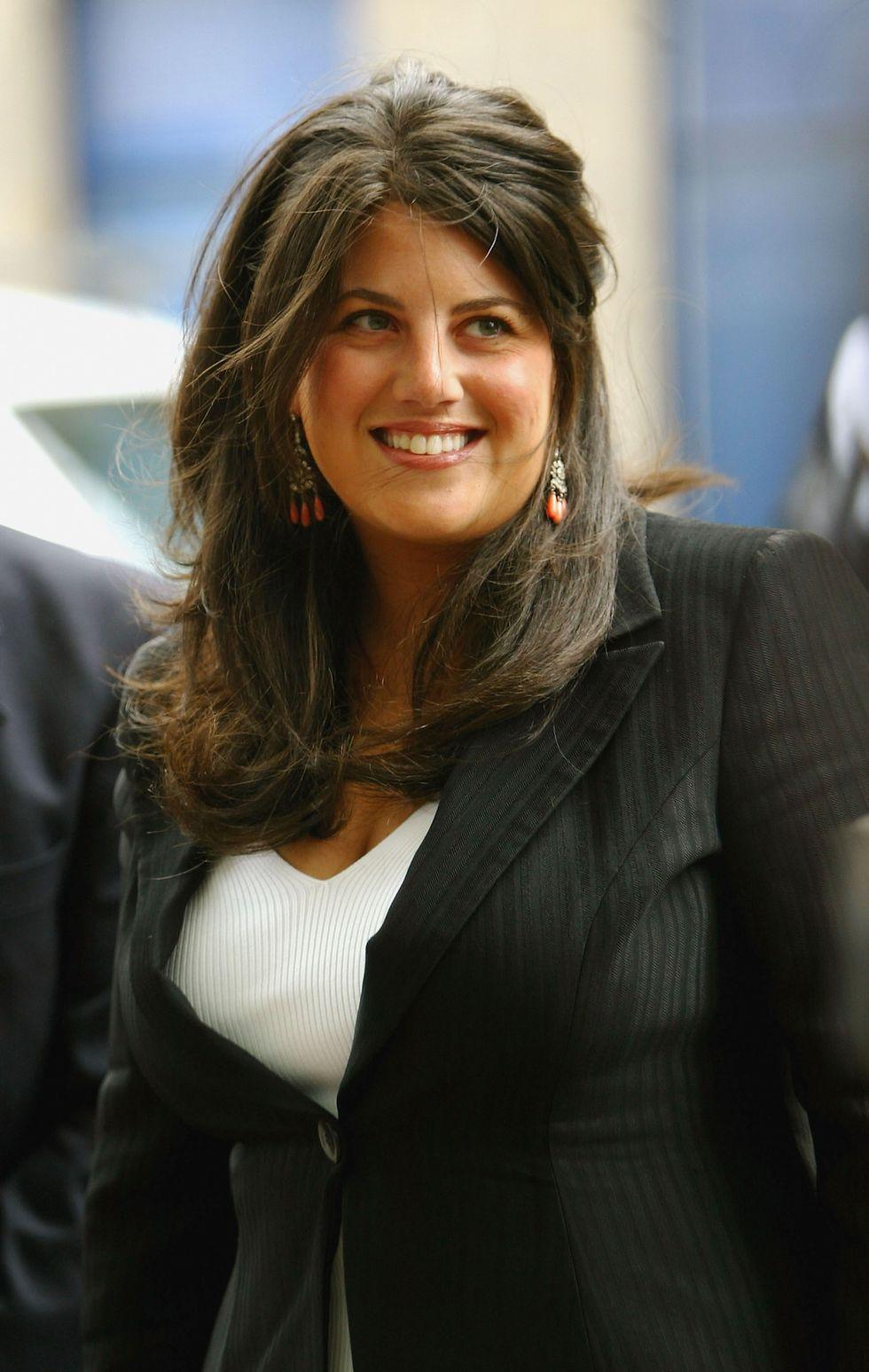 All'asta la biancheria intima di Monica Lewinsky