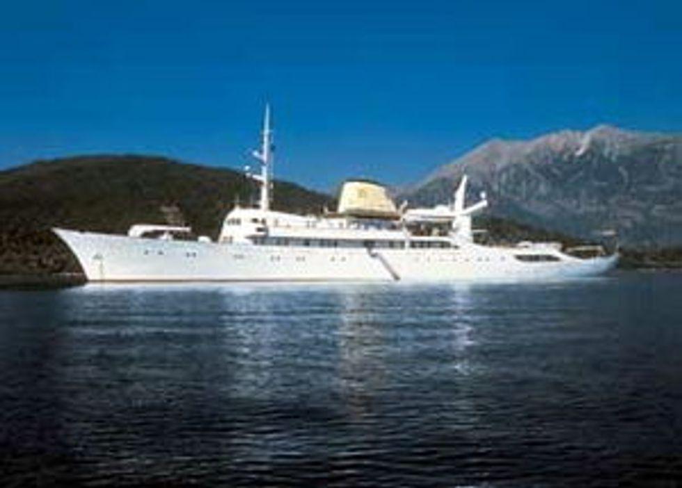 AAA yacht superlusso di Onassis vendesi, a 25 mln di euro