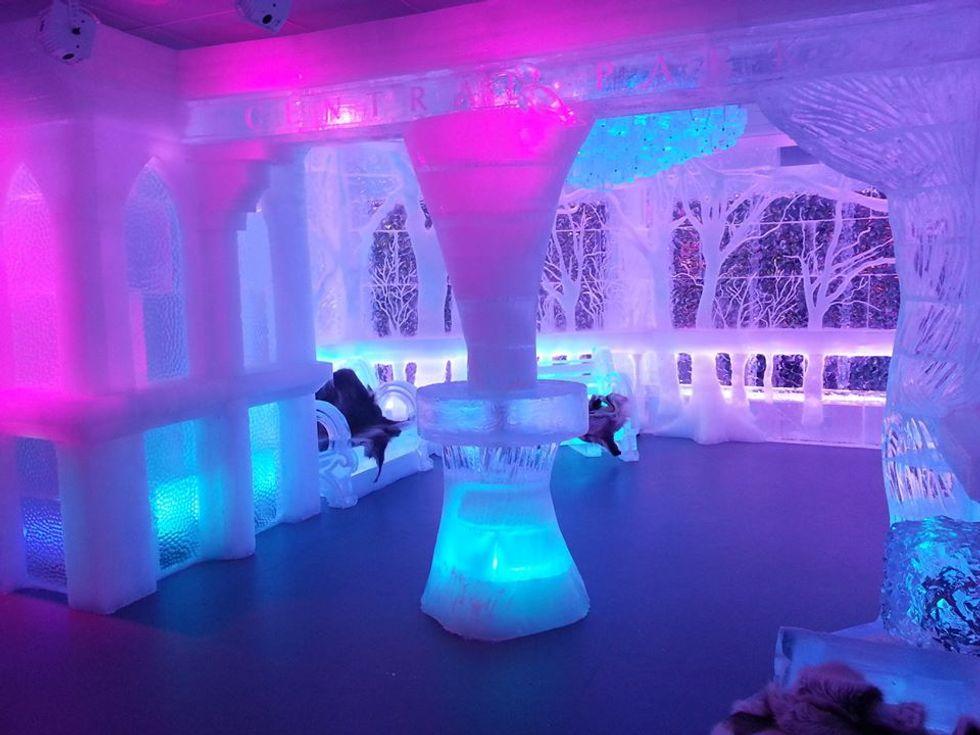 A New York il primo pub costruito col ghiaccio