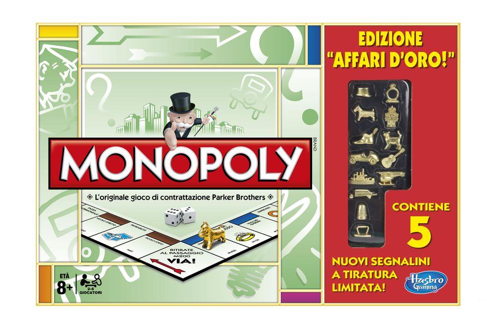 Monopoly, arriva la versione deluxe