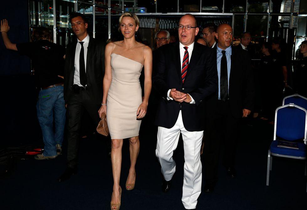 """Charlene di Monaco: """"Col Principe Alberto sono felice"""""""