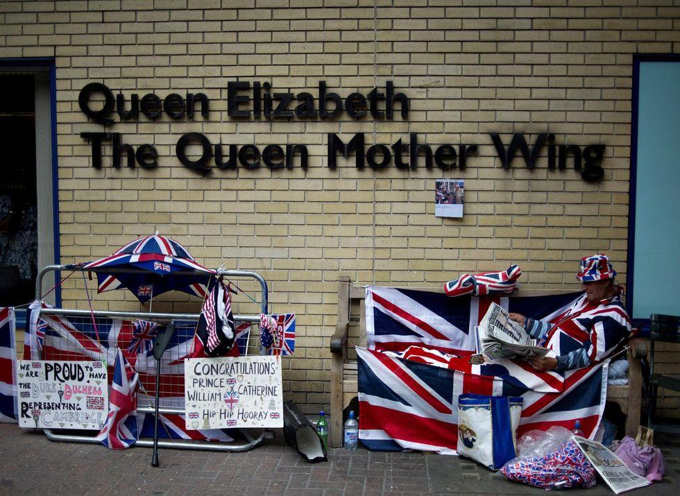 #royalbaby: l'attesa corre sui social