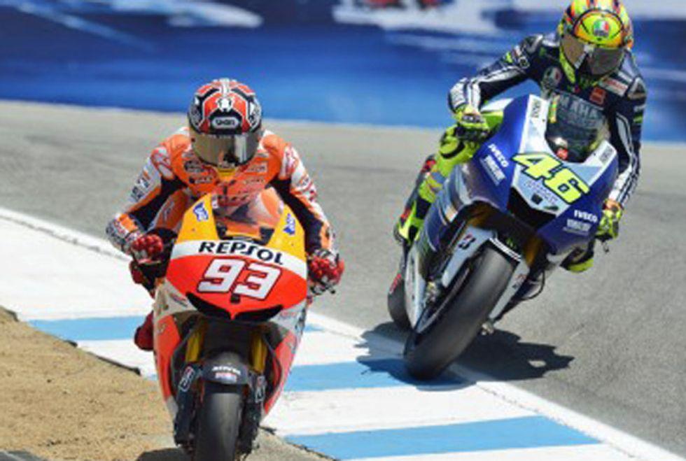 Ascolti 21/07: il sorpasso di Marquez su Rossi fa il picco