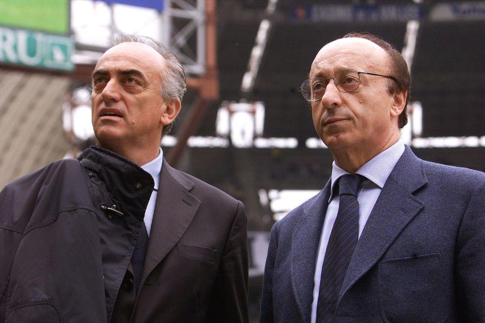 """Calciopoli: lo """"strapotere ingiustificato"""" di Luciano Moggi"""