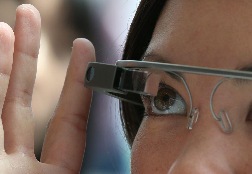 Il ritorno dei Google Glass (ma solo per lavorare)
