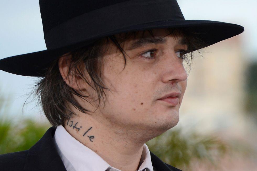 Pete Doherty, drogato e contento