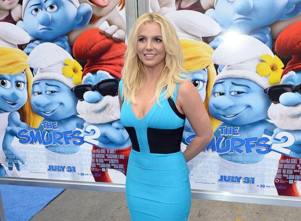 Britney Spears, shopping low cost a caccia d'affari per la cantante