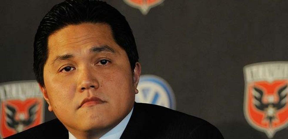 Tutto su Erick Thohir, il magnate indonesiano che vuole l'Inter