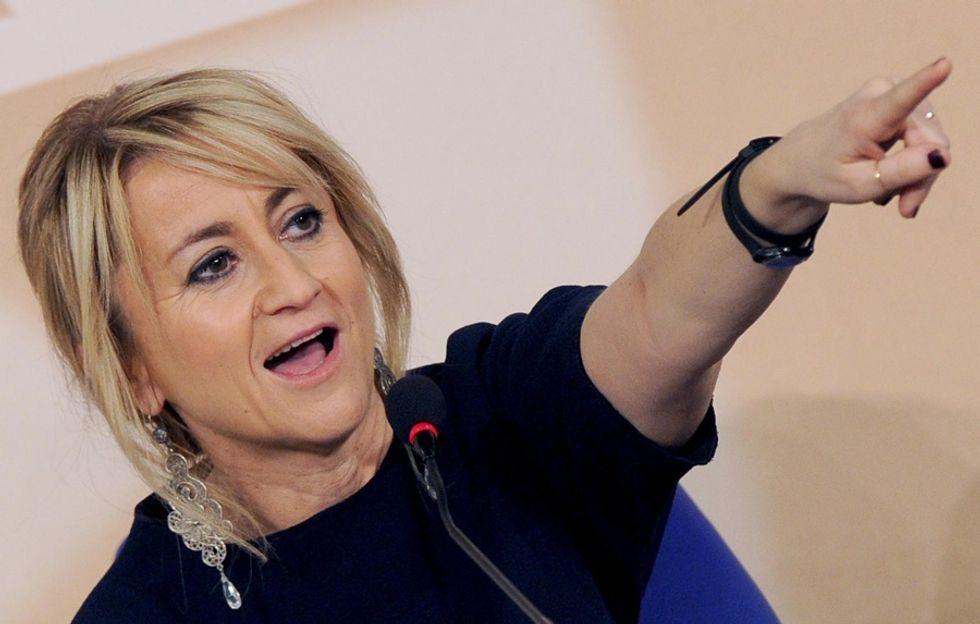 """Luciana Littizzetto (con Fiorello): """"Jovanotti, vieni a Sanremo"""""""
