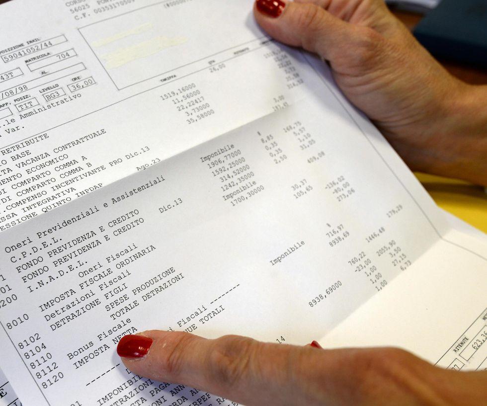 Tagli del cuneo fiscale: le ipotesi in campo
