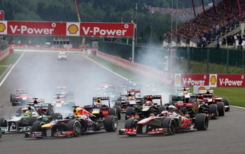 Ascolti 25/08: Formula 1, MotoGP e Serie A per tutto il giorno