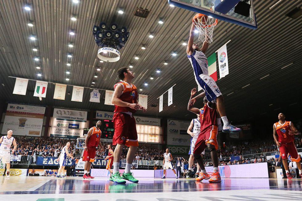 Basket, playoff: l'analisi di coach Caja