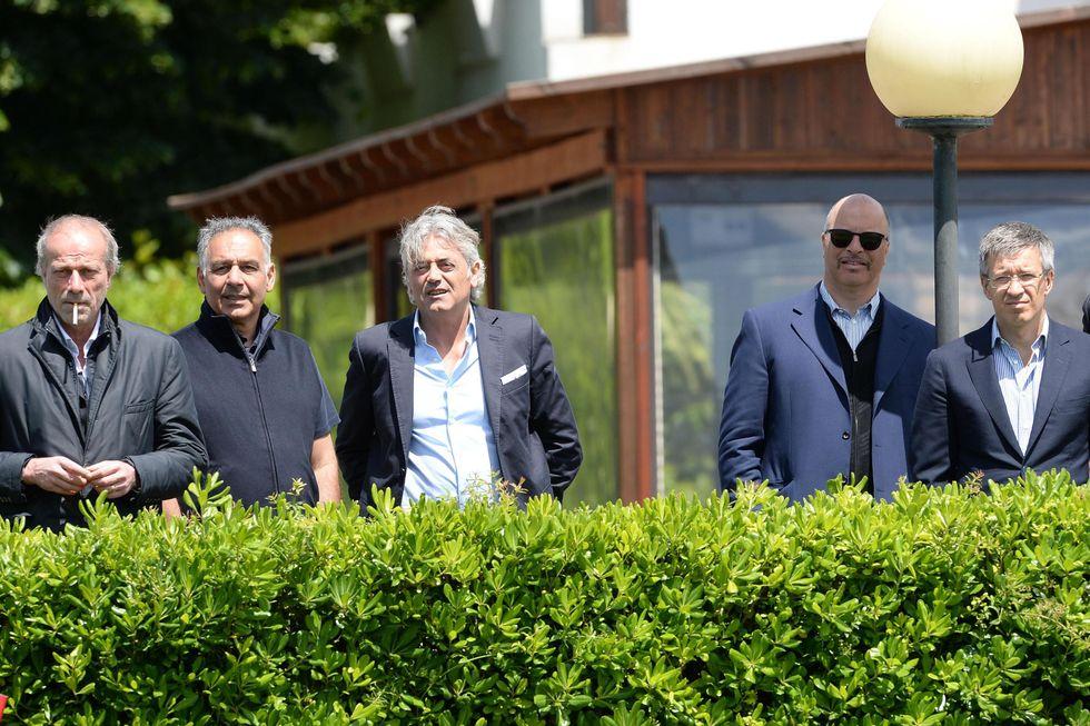 Allegri resta al Milan, la Roma si infuria