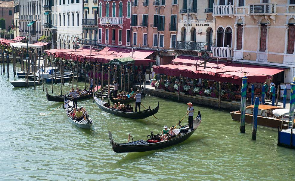 Venezia, il Festival e il miraggio della mondanità - Day 1