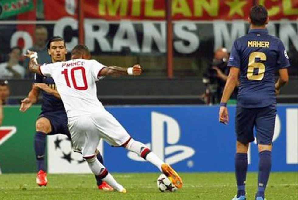 Ascolti 28/08: il Milan vince anche su Canale 5 e Sky