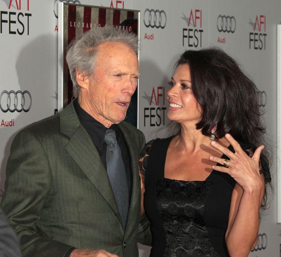 Clint Eastwood, divorzio a 83 anni