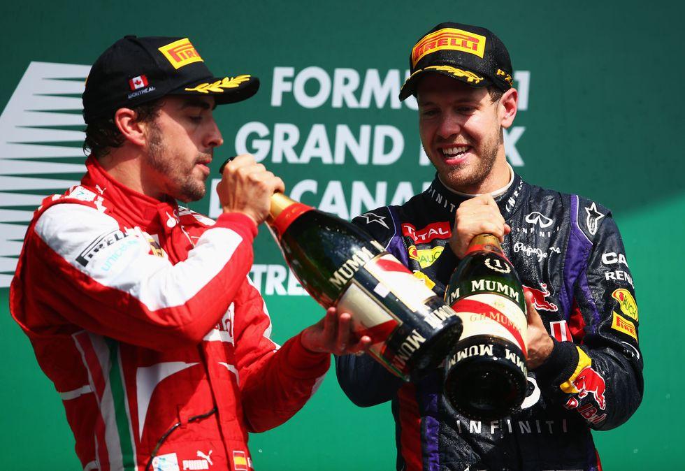 "Turrini: ""Alonso strepitoso, ma la Red Bull fa paura"""