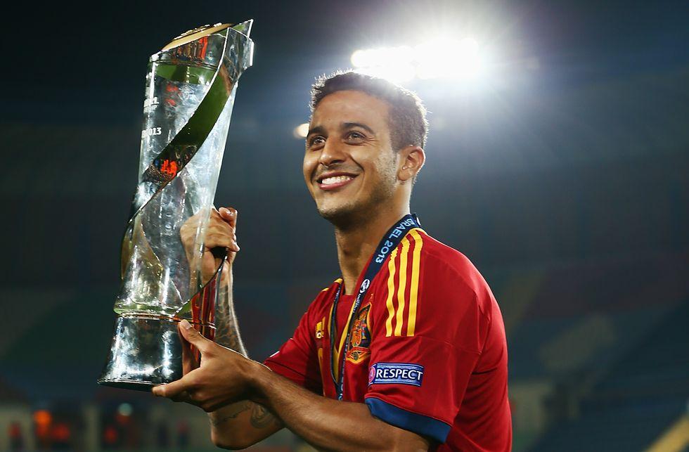 Thiago, il genio che fa piangere Barcellona