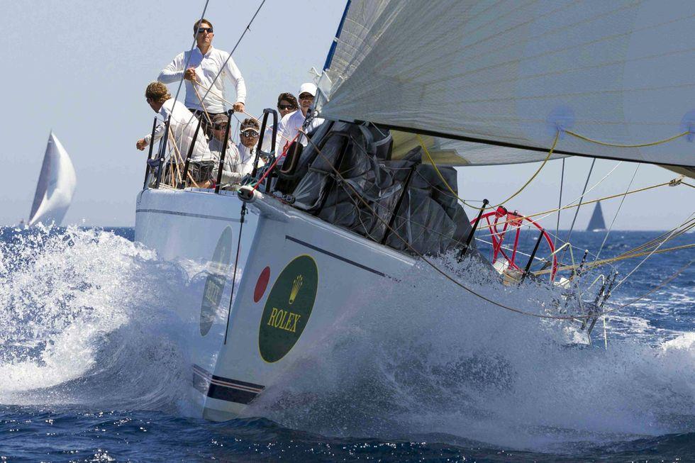 Giraglia Rolex Cup 2013: vele su Genova!