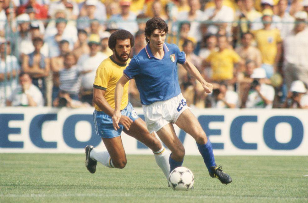 """Collovati: """"Italia-Brasile, la tripletta di Pablito e la sfida Neymar-Balotelli"""""""