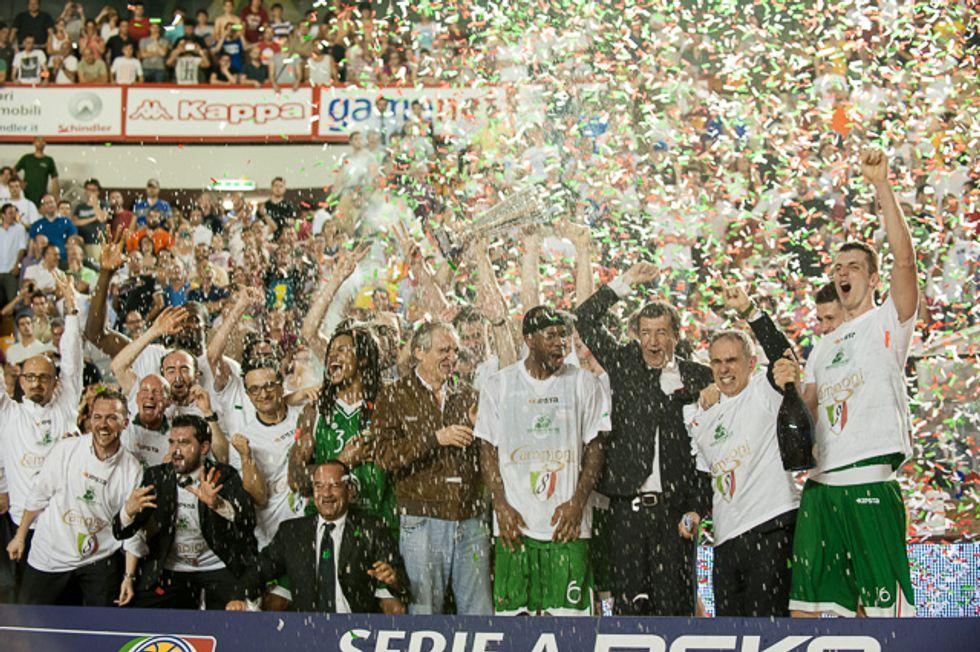 Basket: Siena ha vinto il 7° titolo consecutivo perché…