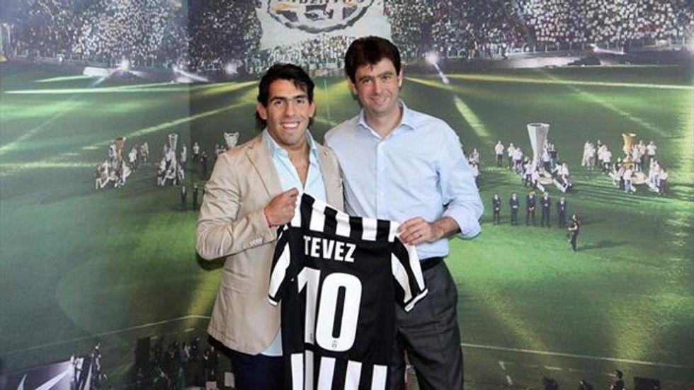 Da Sivori a Tevez, tutti i numeri 10 della Juventus