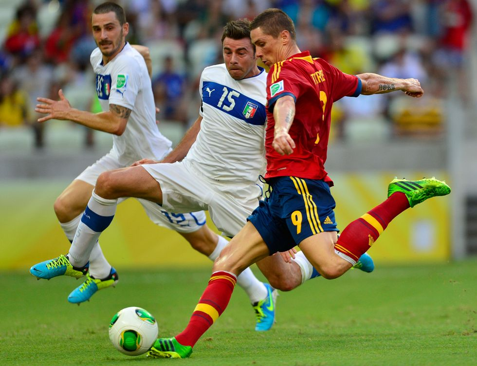 Spagna - Italia 7-6: le pagelle