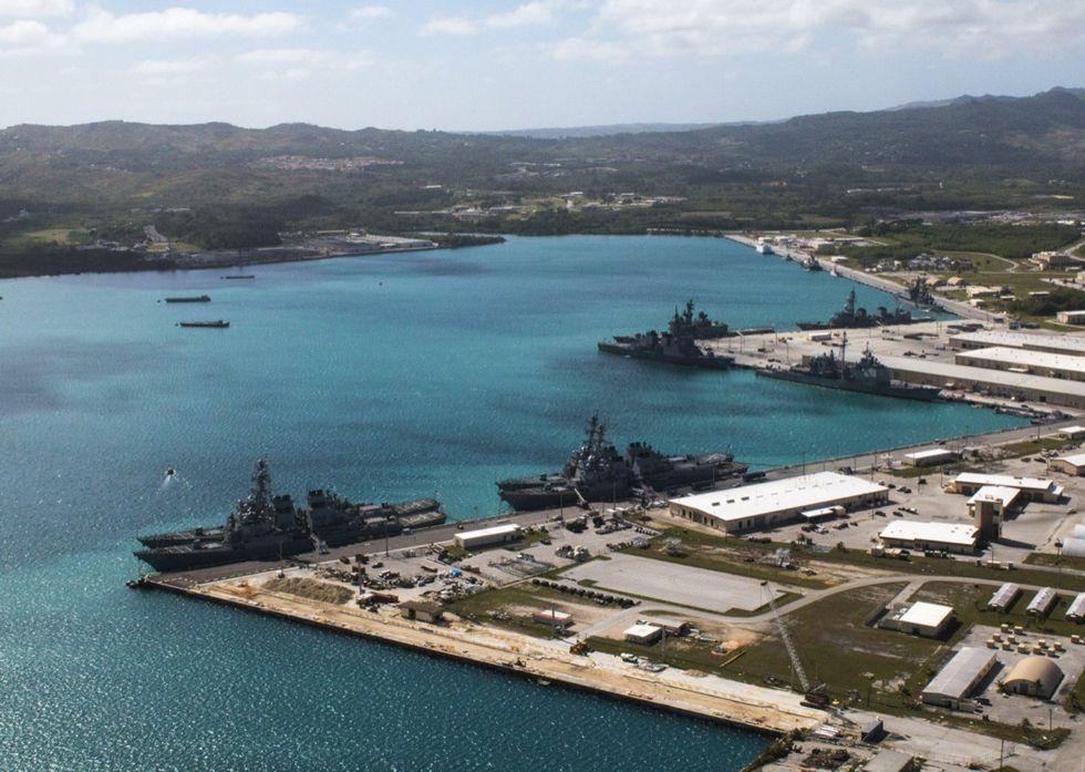 Corea del Nord: così Kim Yong-un vuole attaccare Guam
