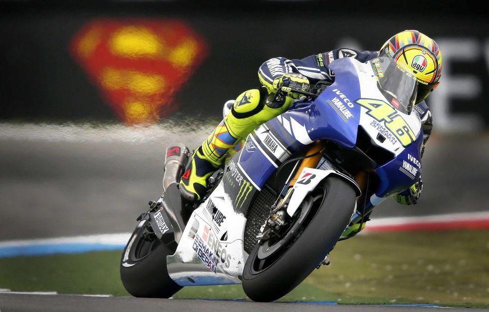 MotoGp-Assen - Vince Valentino Rossi: le pagelle