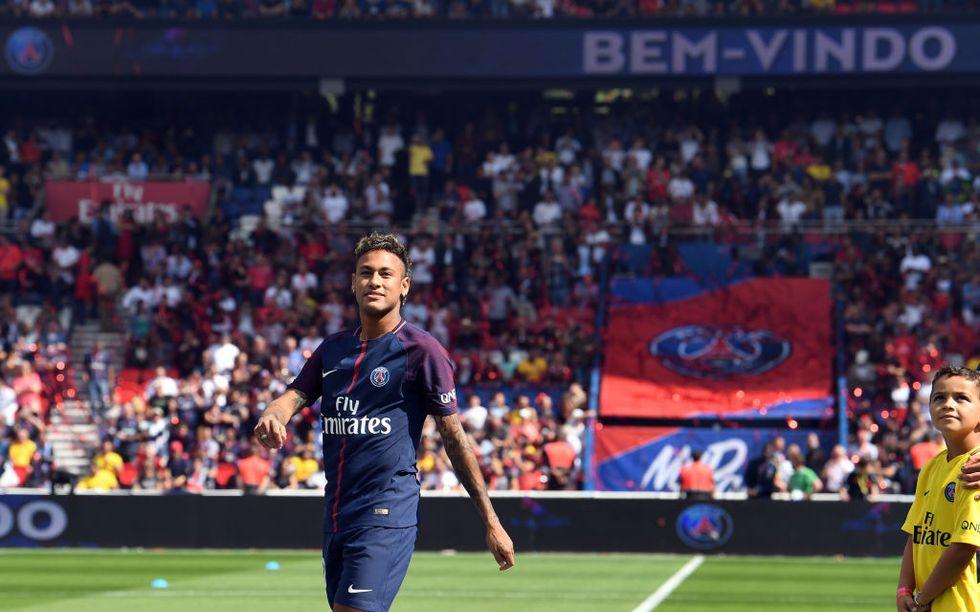 Neymar Psg quanto speso calciomercato Uefa