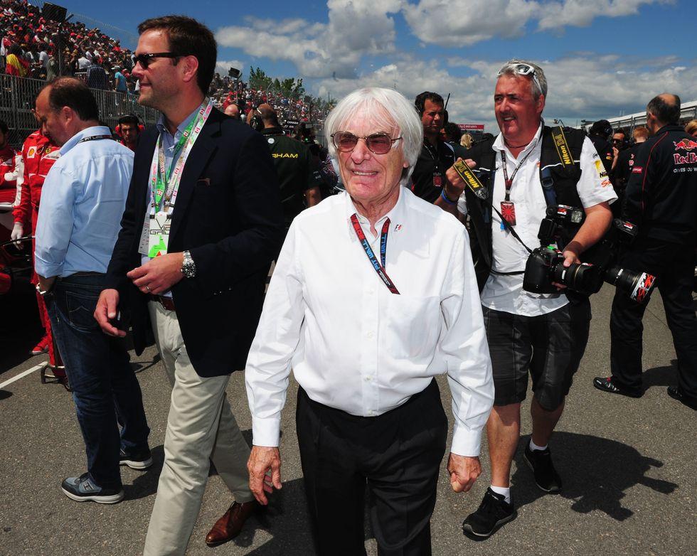 """Ecclestone: """"Monza a rischio"""""""