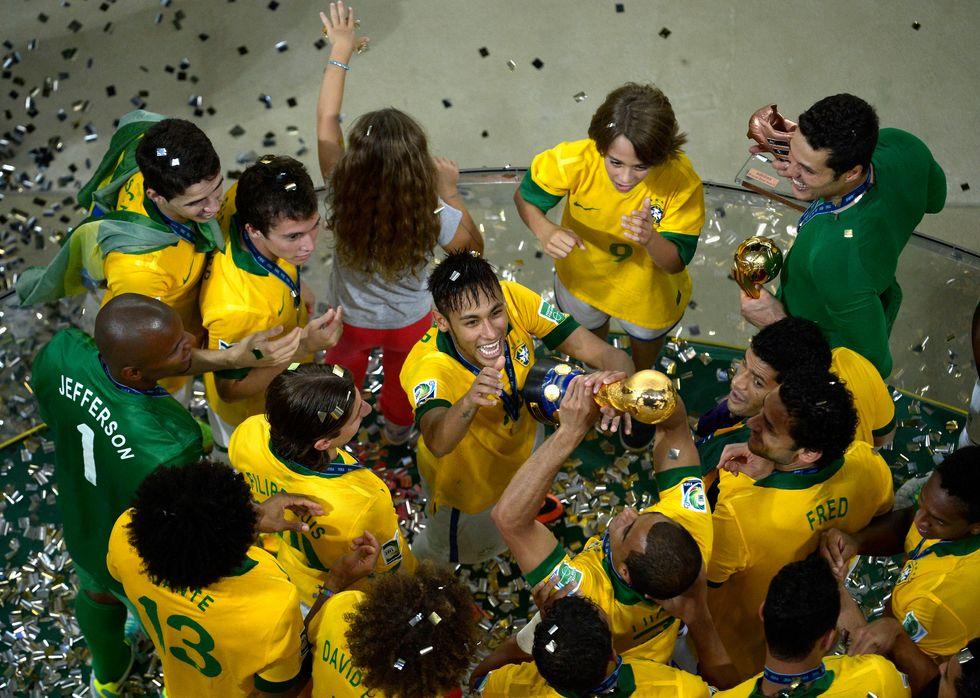 Top&Flop: Neymar troppo bello e Xavi invecchiato