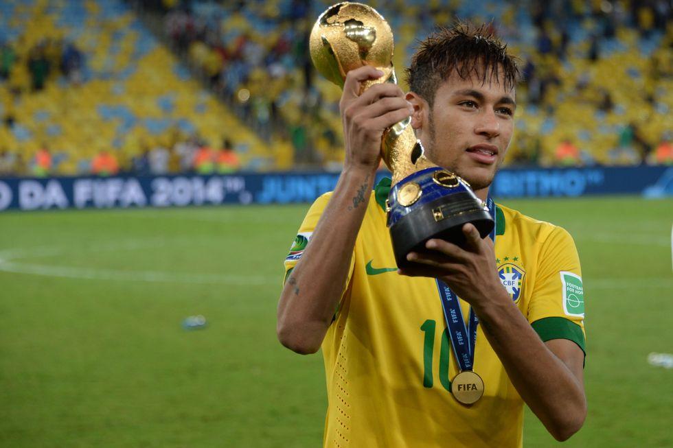 """Neymar un fenomeno in """"divenire"""""""