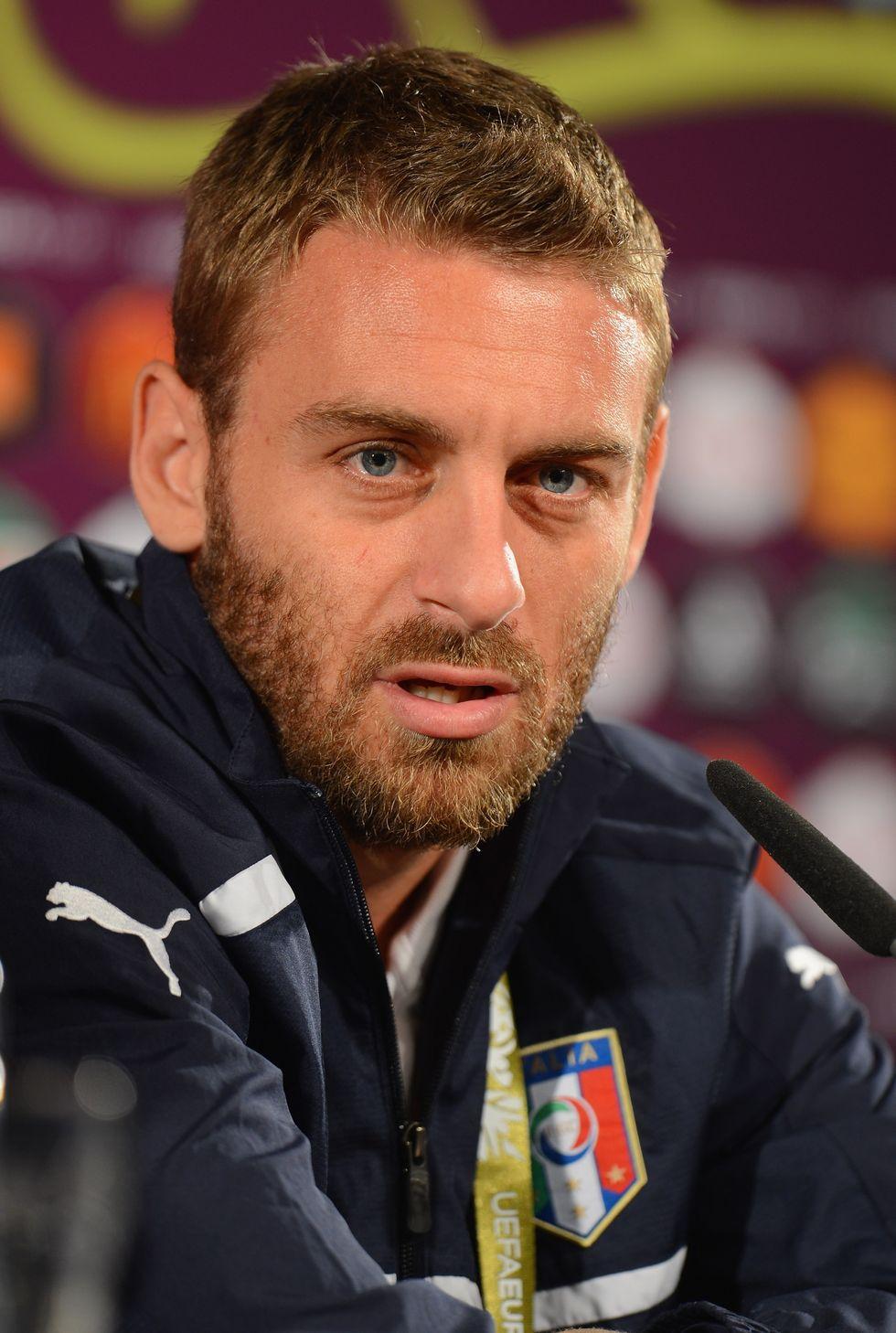 Cinque motivi per cedere (ora) De Rossi