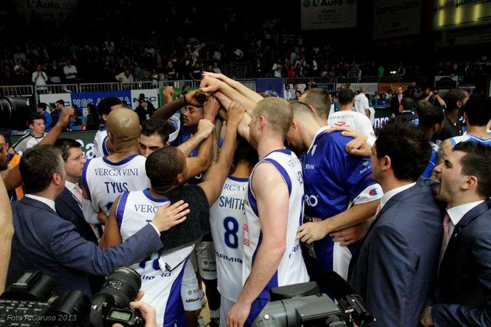 Basket serie A: Cantù al suo ultimo Campionato