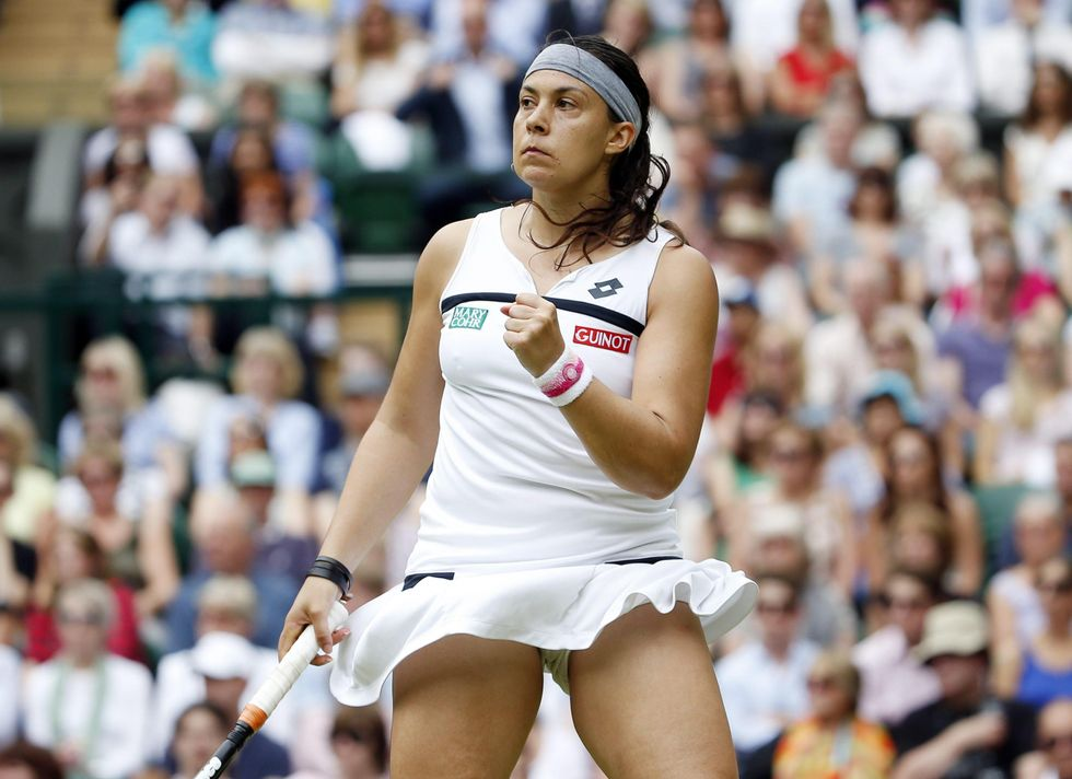 Marion Bartoli, l'anti-Sharapova in finale a Wimbledon