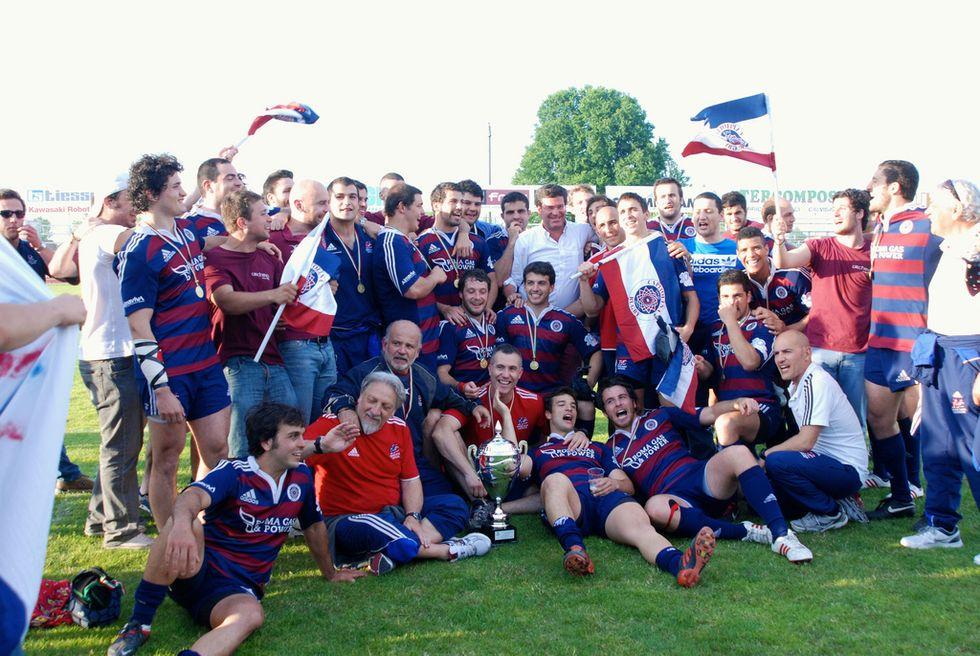 Rugby: la favola dell'Unione Rugby Capitolina