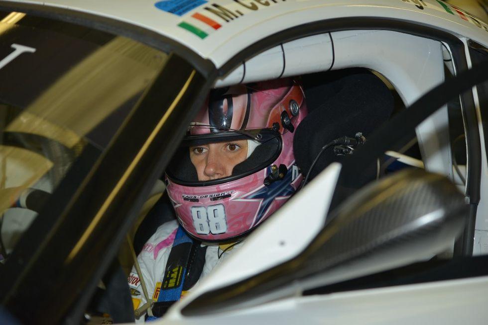 Donne al volante: in pista con Michela Cerruti