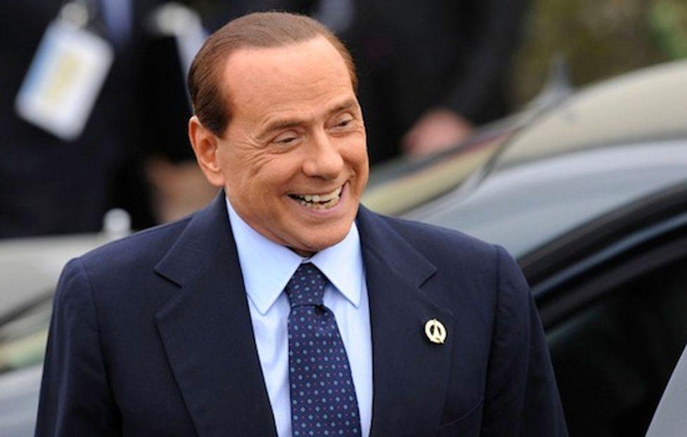 """Berlusconi: """"Ripartiamo con tanti giovani, entusiasmo e passione"""""""