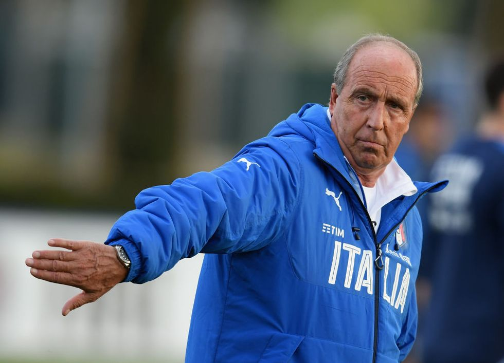 Gian Piero Ventura contratto Italia ct