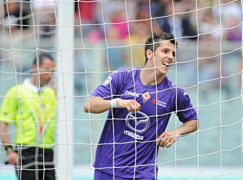 Juve-Fiorentina: guerra su Jovetic e arriva il City con l'offerta giusta