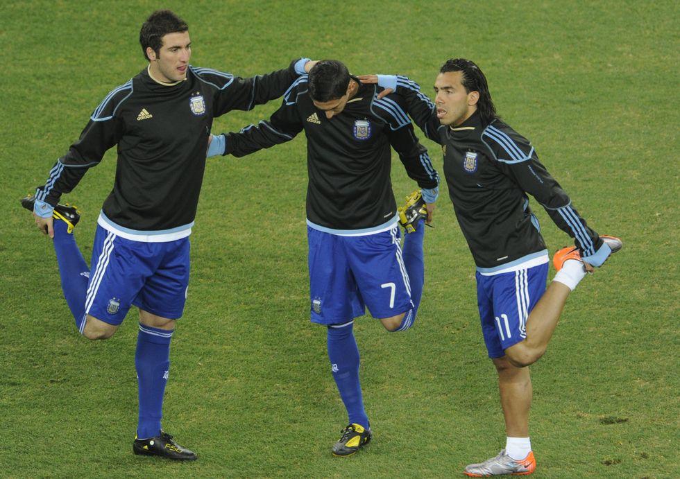 Higuain, Gomez, Tevez: La serie A è più forte?